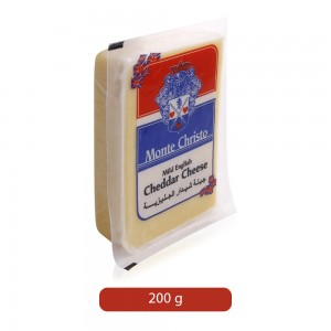 Monte-Christo-13353C-v1-Mild-English-Cheddar-Cheese-200-g_Hero