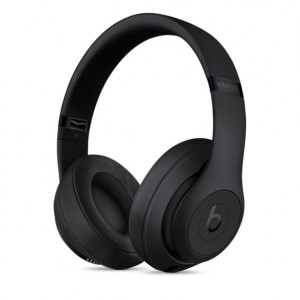 Beats Studio3 Wireless Over?Ear Headphones - Matte Black, MQ562SO/A
