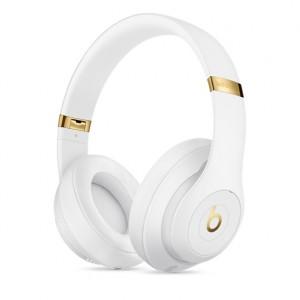 Beats Studio3 Wireless Over?Ear Headphones - White, MQ572SO/A