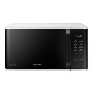 Samsung Solo Microwave Oven With Quick Defrost, 23 Ltrs MS23K3513AW