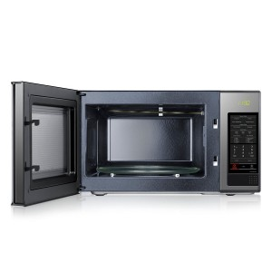 Samsung Solo Microwave Oven with Black Glass mirror, 40 Ltrs MS405MADXBB