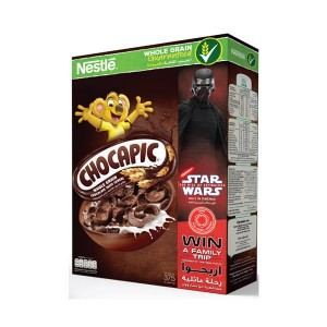 Nestle Chocapic Cereal - 375gm