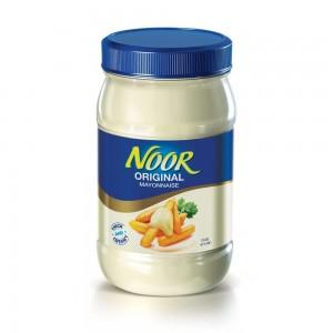Noor Original Mayonnaise, Jar 16 oz.