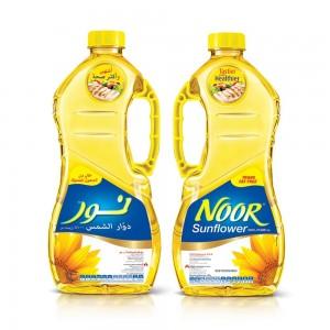 Noor Sunflower Oil, 2x1.8 ltr