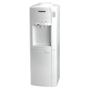 Nika Water Dispenser With Refrigerator NWD1245R