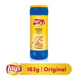 LaysStax Original, 163g