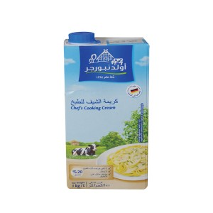 Oldenburger Cooking Cream - 1Ltr