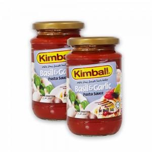 Kimball Pasta Sauce Twin Pack Asstd