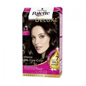 Palette Kits Deluxe3-0 Dark Brown 1Pc