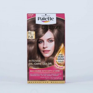 Palette Deluxe 7-0 Midway Blonde, 50 ml
