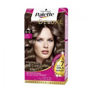 Palette Deluxe Dark Blond 6-0, 50 ml