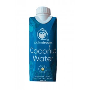 Palmdream Coconut Water Natural 330ml