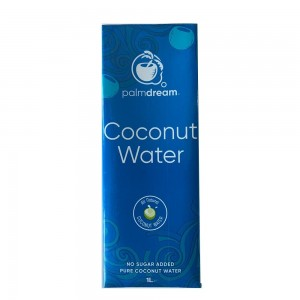 Palmdream Coconut Water Natural 1 LTR