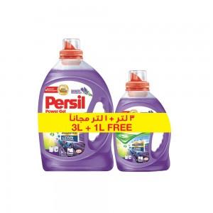 Persil Lf Gel Lavn 3+1 Lt Free