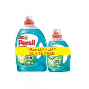 Persil Lf New Gel 3+1 Ltr