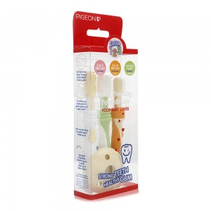 Pigeon Training Toothbrush Set 10892