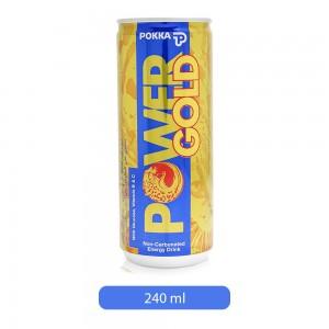 Pokka Power Gold - 240 ml