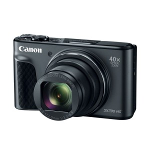 Canon PowerShot SX730 HS Black Digital Camera