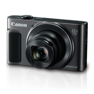 Canon Power Shot Digital Camera SX620 Black