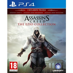 Sony Ps4  Game Assassins Creed Ezio