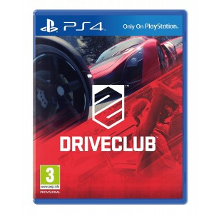 Sony Ps4  Game Driveclub
