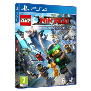 Sony PS4 Game Lego Ninja Go