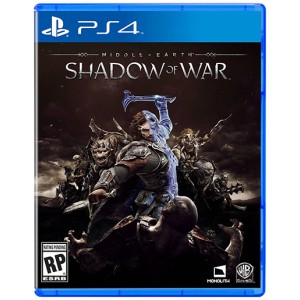 Sony PS4 Game Shadow Of War