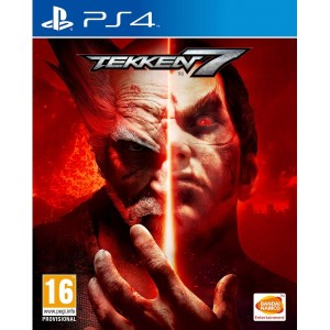 Sony Ps4  Game Tekken 7