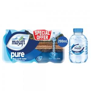 Masafi Mineral Water 12 x 200 ml