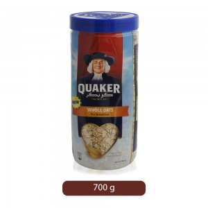 Quaker Whole Oat for Breakfast - 700 g