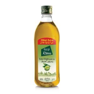 Rahma Extra Virgin Olive Oil - 750+250ml