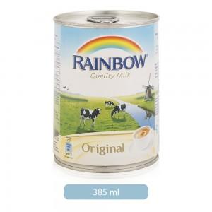 Rainbow Evaporated Milk - 385 ml