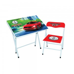 Rainbow Max Table & Chair Assorted