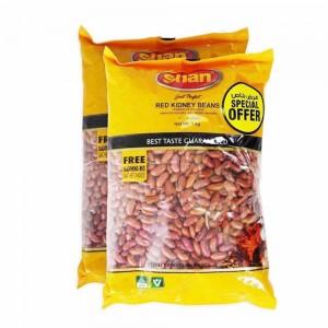 Shan Red Kidney Beans 2X1Kg