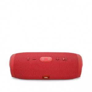 JBL CHARGE 3 Portable Bluetooth Speaker RED