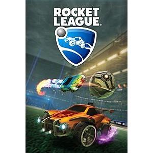 X Box One Game Rocket League