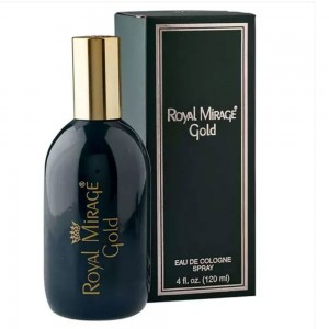 Royal Mirage EDT Gold 120ml