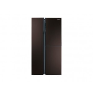 Samsung Side By Side Refrigerator With Twin Cooling, 538L RS554NRUA9M/AE