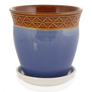 Saara-Ceramic-Teacup-with-Saucer-Plant-Pot-15-cm_Hero
