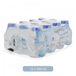 Samaya Natural Mineral Water - 12 x 200 ml