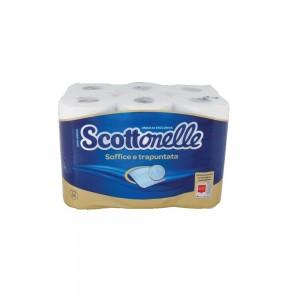 Scottonelle Toilet 12 Roll 9+3 Free
