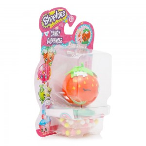 Shopkins Candy Dispenser Dextrose Candy