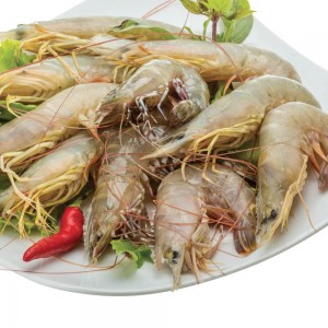 Shrimps 30-40 Fresh, Per Kg, Pakistan