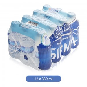 Sirma Natural Mineral Water - 12 x 330 ml