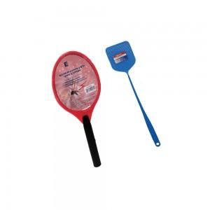 Sirocco Battery Op Mosqito+Flyswatter