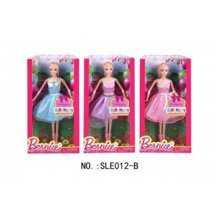Bernice - SLE012-B- Solid Body Doll- 1 Pc SLE012-B