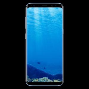 Samsung Galaxy S8 Dual Sim Coral Blue 64GB SM-G950FZBD
