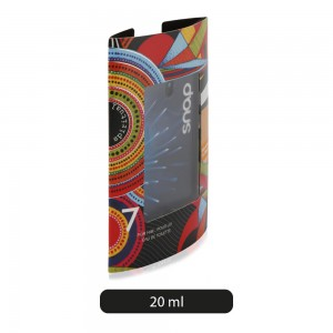 Snap Warm Aromatic Sensual Portable Pocket Perfume - 20 ml