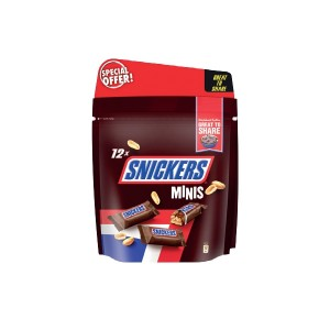 Snickers Mini - 2 x 180 gm