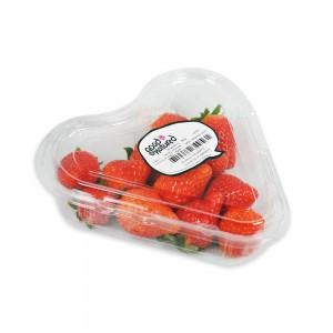Strawberry, Heart Shape 340 gm